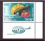 Sellos de Asia - Israel -  Exportación aérea