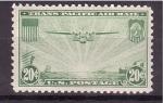 Stamps United States -  Cruzando el Pacifico