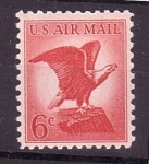 Stamps United States -  Correo aéreo