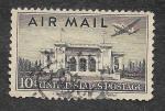 Stamps United States -  C34 - Avión