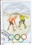 Stamps : Africa : São_Tomé_and_Príncipe :  OLIMPIADA SARAJEVO
