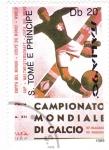 Sellos de Africa - Santo Tomé y Principe -  CAMPEONATO MUNDIAL ITALIA'90