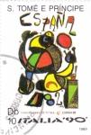 Stamps : Africa : São_Tomé_and_Príncipe :  CAMPEONATO MUNDIAL ITALIA