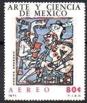 Sellos del Mundo : America : México : GUERRERO  MAYA.  CODICE  DRESDEN.