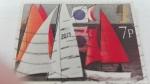 Stamps United Kingdom -  Regata