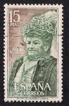 Sellos de Europa - España -  PERSONAJES 1/3