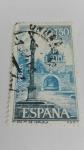 Sellos de Europa - España -  Monumento
