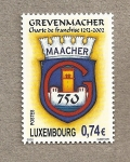 Stamps Luxembourg -  Grevenmacher