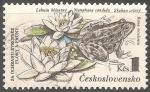 Sellos de Europa - Checoslovaquia -  2531 - Rana