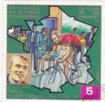 Stamps Equatorial Guinea -  TOUR DE FRANCE