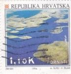 Stamps  -  -  CROACIA-intercambio