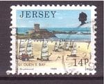 Stamps Jersey -  serie- Vistas de Jersey