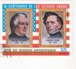 Stamps Equatorial Guinea -  BI CENTENARIO DE LOS ESTADOS UNIDOS