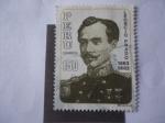 Stamps Peru -  Leoncio Prado Gutierrez (1853-1883) Marino