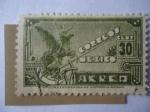 Stamps Mexico -  Pegaso - Etnicidad e Historia.