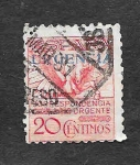 Stamps : Europe : Spain :  Edf 498 - Pegaso