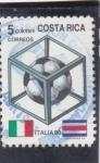 Stamps : America : Costa_Rica :  MUNDIAL DE FUTBOL ITALIA 90