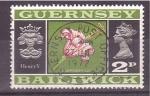 Stamps Jersey -  Isla del Canal de la Mancha