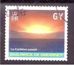 Sellos de Europa - Isla de Jersey -  serie- Colores de la isla