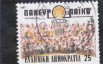 Stamps : Europe : Greece :   25th European Basketball Champions