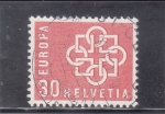 Stamps : Europe : Switzerland :  EUROPA