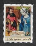 Sellos de Africa - Burundi -  224 - Natividad