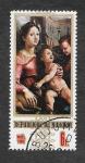 Stamps Burundi -  304 - Señora y el Niño con San Juan
