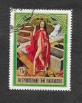 Stamps Burundi -  280 - Resurrección