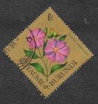 Stamps Burundi -  Dissotis