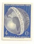 Stamps America - Chile -  Alianza para el progreso. Homenaje a John F. Kennedy.