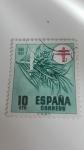 Stamps Spain -  Institucion de Ayuda