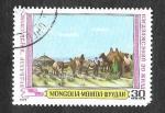 Sellos de Asia - Mongolia -  Camellos
