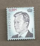 Sellos de Europa - Luxemburgo -  Gran Duque