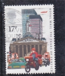 Stamps United Kingdom -  350 AÑOS SERVICIO DE CORREOS