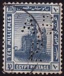 Sellos de Africa - Egipto -  AMENOPHIS III
