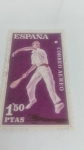 Stamps Europe - Spain -  Deportes
