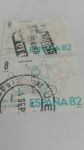 Stamps Europe - Spain -  Mundial 82