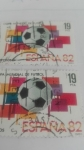 Stamps Spain -  Mundial 82