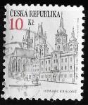Sellos del Mundo : Europa : República_Checa : República Checa-cambio