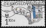 Sellos de Europa - Checoslovaquia -  Checoslovaquia-cambio