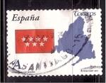 Sellos de Europa - España -  serie- Autonomias