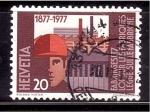 Sellos de Europa - Suiza -  Centenario