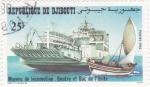 Stamps Djibouti -  MEDIOS DE LOCOMOCIÓN
