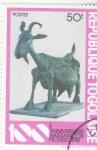 Stamps : Africa : Togo :  100 ANIVERSARIO NACIMIENTO PICASSO 1981