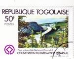 Stamps : Africa : Togo :  PARC NACIONAL DE NAHANNI (Canada)
