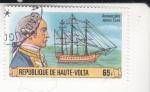 Stamps : Asia : Burkina_Faso :  ANIVERSARIO JAMES COOK