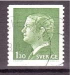 Stamps Sweden -  Carlos Gustavo XVI