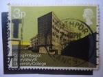 Stamps : Europe : United_Kingdom :  Aberystwyth University-Universidades de Gales-