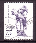 Stamps Sweden -  Centenario
