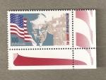 Stamps Germany -  50 Años Plan Marshall